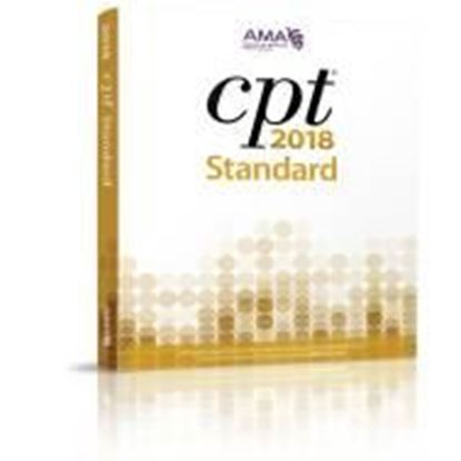 Picture of CPT 2018 Standard  Edition