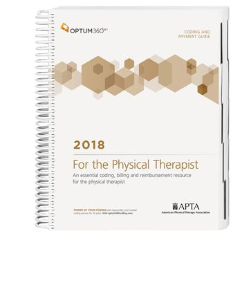 Picture of Coding and Payment Guide for the Physical Therapist — 2018