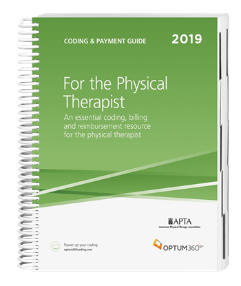 Picture of Coding and Payment Guide for the Physical Therapist-2019