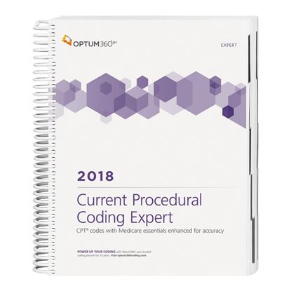 Picture of Current Procedural Coding Expert — 2018 (Spiral)
