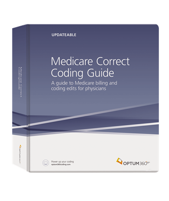 Picture of Medicare Correct Coding Guide - eBook-2019