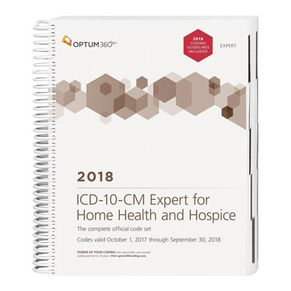 Picture of ICD-10-CM Expert for Home Health and Hospice Draft - eBook — 2018