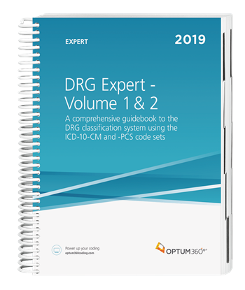 Picture of DRG Expert - eBook-2019