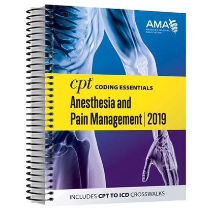 Picture of CPT Coding Essentials for Anesthesiology/Pain Management 2019