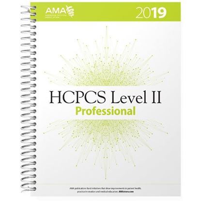 Picture of HCPCS 2019 Level II Professional Edition