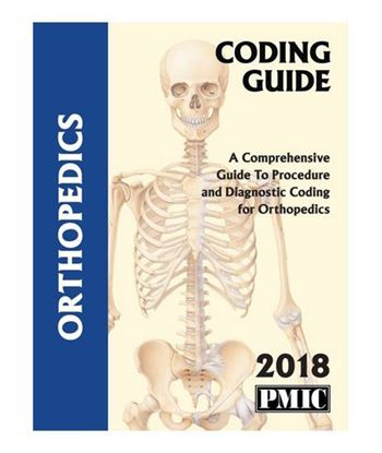 Picture of 2018 CODING GUIDE ORTHOPEDICS