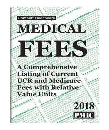 Picture of MEDICAL FEES 2018