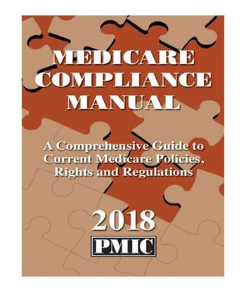 Picture of MEDICARE COMPLIANCE MANUAL 2018