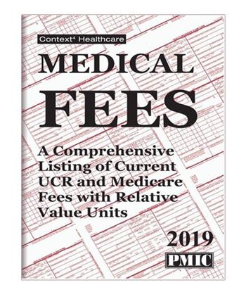 Picture of MEDICAL FEES 2019