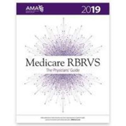 Picture of Medicare RBRVS 2019: The Physicians' Guide
