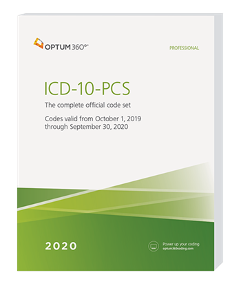 Picture of ICD-10-PCS Professional- eBook