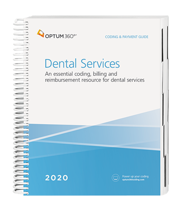 Picture of Coding and Payment Guide for Dental Services
