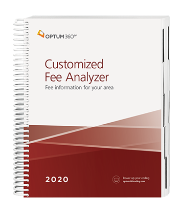 Picture of Customized Fee Analyzer - Two Specialty