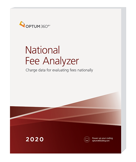 Picture of National Fee Analyzer - (Softbound)