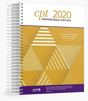 Picture of CPT 2020 Professional Edition