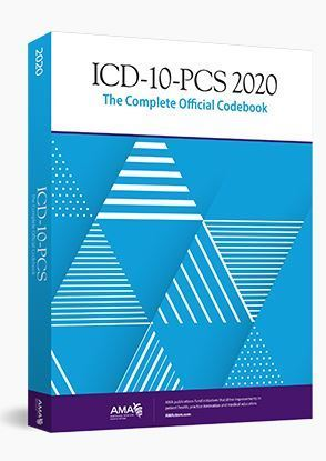 Picture of ICD-10-PCS 2020 The Complete Official Codebook