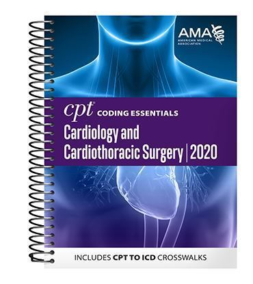 Picture of CPT Coding Essentials for Cardiology 2020