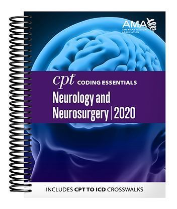 Picture of CPT Coding Essentials for Neurology and Neurosurgery 2020