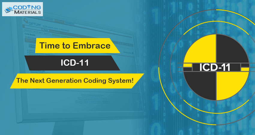 Time to embrace ICD-11
