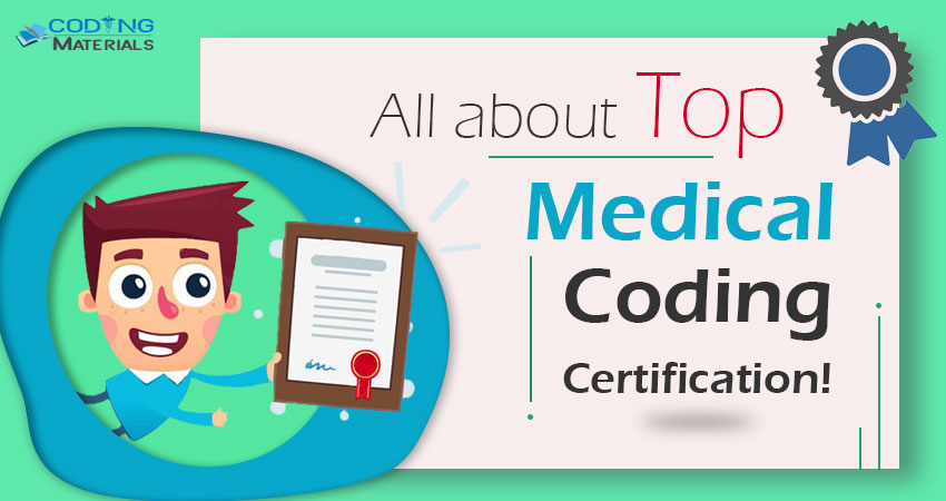 All About Top Medical Coder Certification
