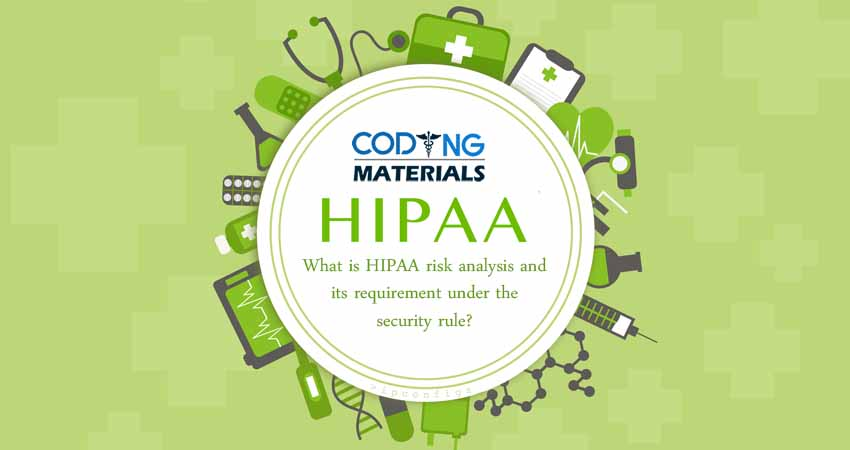 HIPAA Risk Analysis & Its Requirement