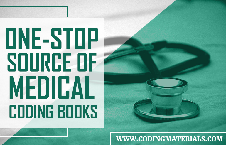 Coding Materials: One Stop Source of Medical Coding Books