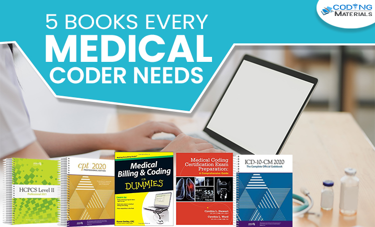 5 books every medical coder needs