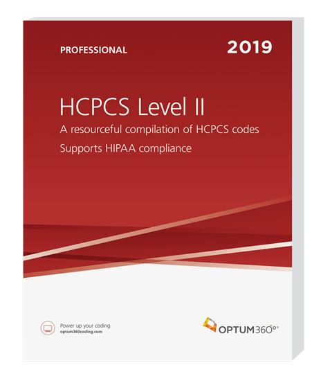 Picture of HCPCS Level II Professional-2019 (Softbound)