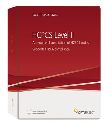 Picture of Updateable HCPCS Level II Expert
