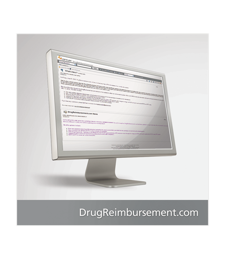 Picture of DrugReimbursement.com