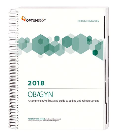 Picture of Coding Companion for OB/GYN — 2018