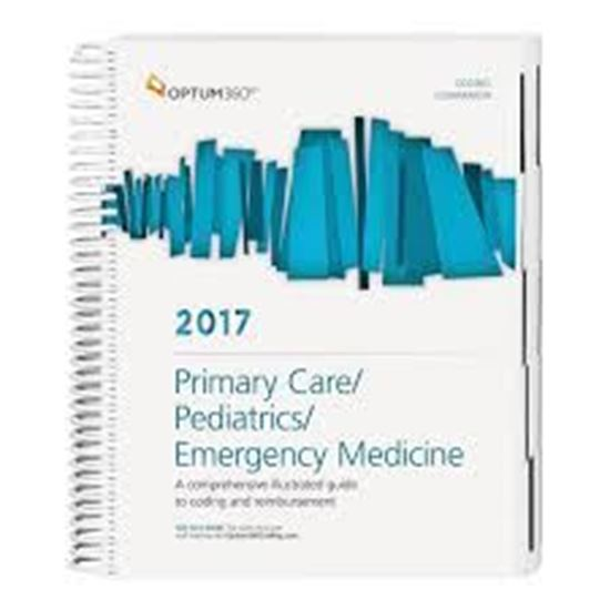 Picture of Coding Companion for Primary Care/Pediatrics/Emergency Medicine — 2017
