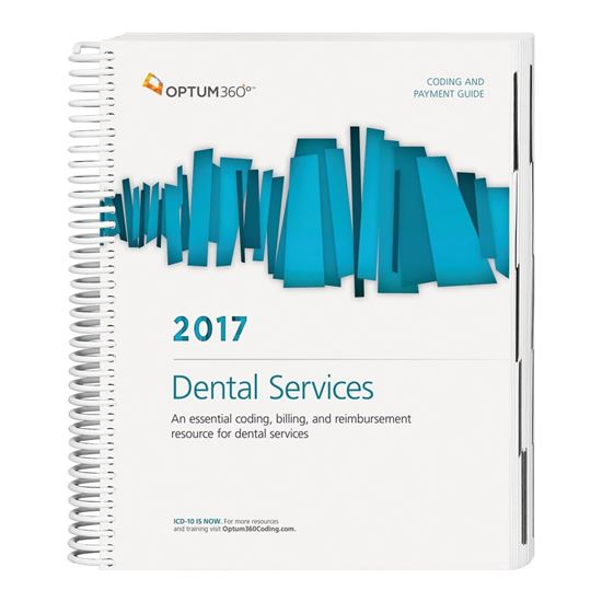Picture of Coding and Payment Guide for Dental Services — 2017