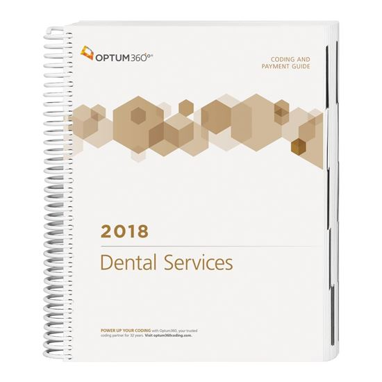 Picture of Coding and Payment Guide for Dental Services — 2018