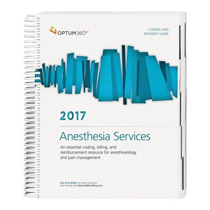 Picture of Coding and Payment Guide for Anesthesia Services — 2017