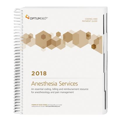 Picture of Coding and Payment Guide for Anesthesia Services — 2018