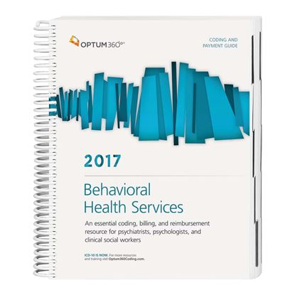 Picture of Coding and Payment Guide for Behavioral Health Services — 2017