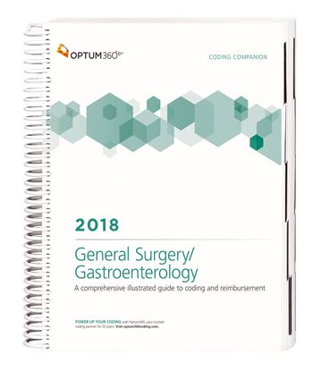 Picture of Coding Companion for General Surgery/Gastroenterology — 2018
