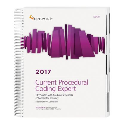 Picture of Current Procedural Coding Expert — 2017 (Spiral)