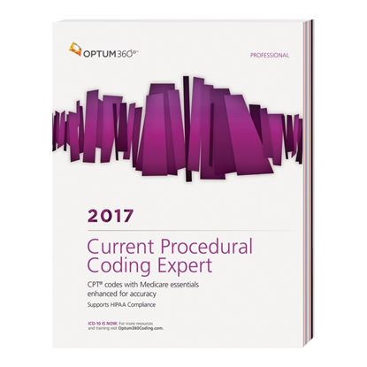 Picture of Current Procedural Coding Expert, Prof Edition— 2017 (Softbound)