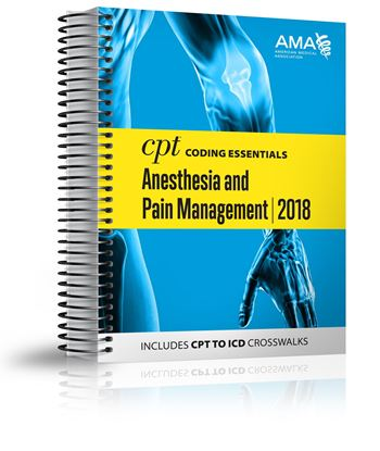 Picture of CPT Coding Essentials  for Anesthesiology/Pain Management 2018