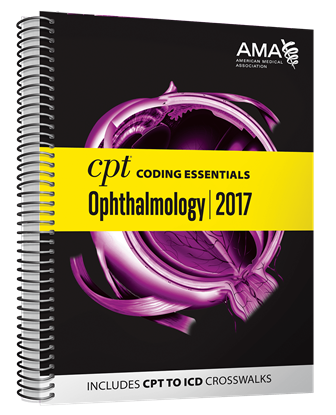 Picture of CPT Coding Essentials  for Ophthalmology 2017