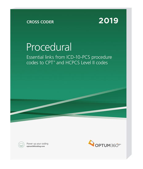 Picture of Procedural Cross Coder-eBook-2019