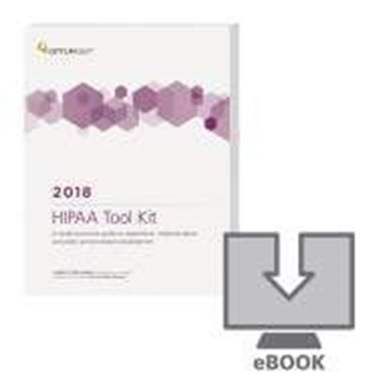 Picture of HIPAA Tool Kit - eBook — 2018