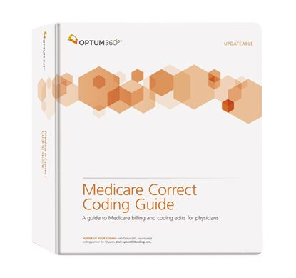 Picture of Medicare Correct Coding Guide - eBook