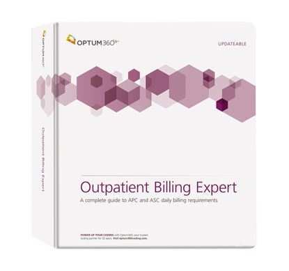 Picture of Outpatient Billing Expert - eBook