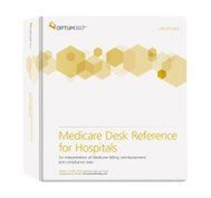 Picture of Medicare Desk Reference for Hospitals - eBook