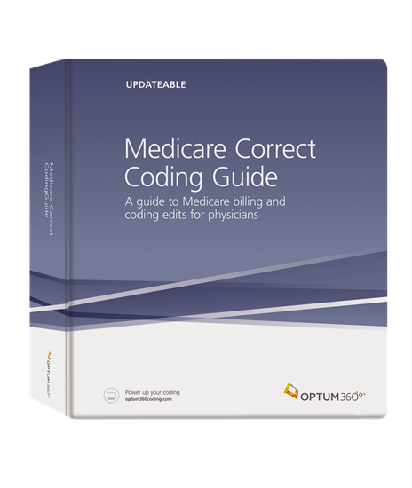 Picture of Medicare Correct Coding Guide