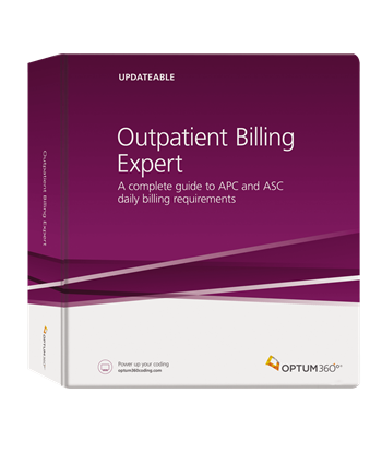 Picture of Outpatient Billing Expert (Binder)