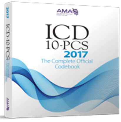 Picture of ICD-10-PCS 2017 The Complete  Official Codebook